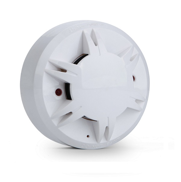 Best 12v Optical Mothproof Fire Smoke Detector With Relay